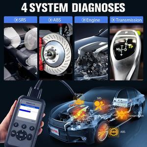 Image 5 - Autel ML629 OBD2 Car Auto Diagnostic Tool Scanners ABS SRS Engine Transmission