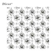 DICOR 2019 New 200cm/piece Stained Window Film for Home Decor UV Privacy Glass Sticker BLT2240