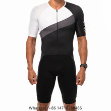 WYNKEN triathlon men breathable quick dry custom clothes speedsuit hombre bike kit maillot ciclicmo Skinsuit