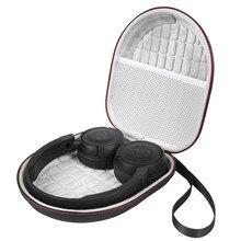 Boîte de transport pour écouteurs sans fil, étui de rangement Portable pour JBL T450BT/ JBL T460BT/ JBL T500bt, 2020 nouveau étui rigide