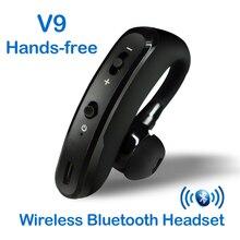 Наушники Faichoy V9, Беспроводная Bluetooth гарнитура с шумоподавлением для IOS, Android, Xiaomi, Huawei, iphone