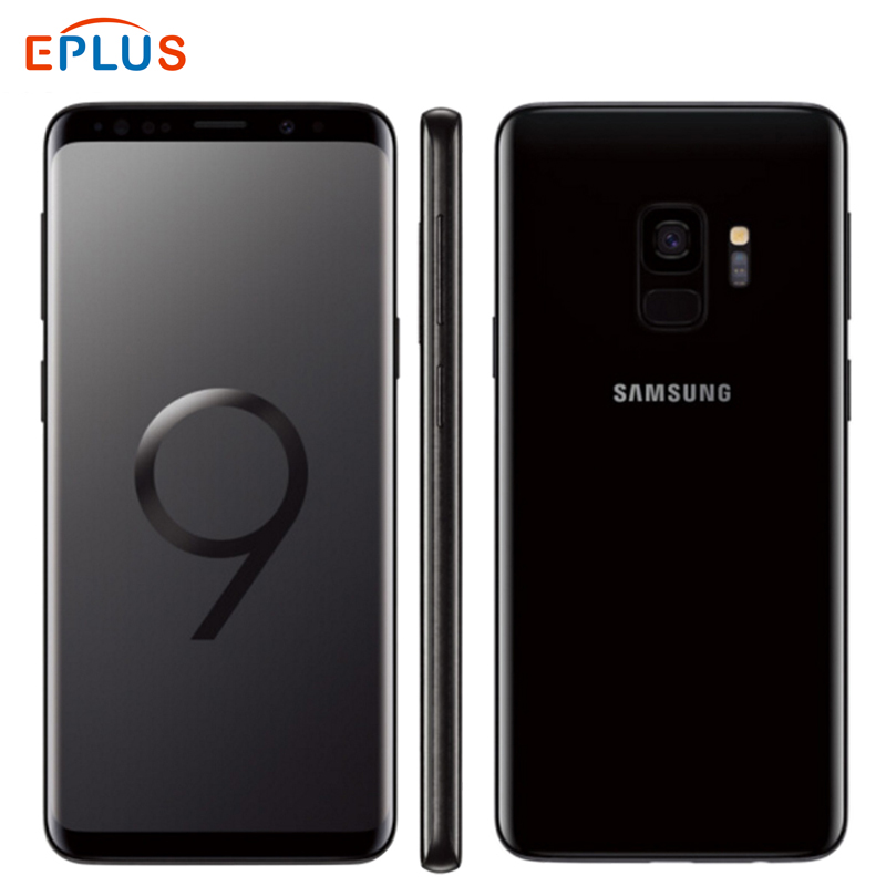 Neue Original-at & t Version Samsung Galaxy S9 G960U 4GB 64GB Handy Snapdragon 845 Octa core G960A NFC android 4G LTE Telefon