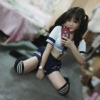 Women Japanese Sex School Uniforms Mini Skirt High School Student JK Suit Sailor Tube Tops Sexy Lingerie Cosplay Costume