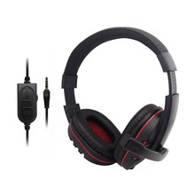Professional Gamer Headset for Computer PS4 PS5 Gaming Headphones Bass Stereo PC Wired Headset With Mic Gifts In Stock cheap CARPRIE NONE Balanced Armature CN(Origin) Bluetooth for Video Game User Manual up to 32 Ω Gaming Headset With Mic Sealed