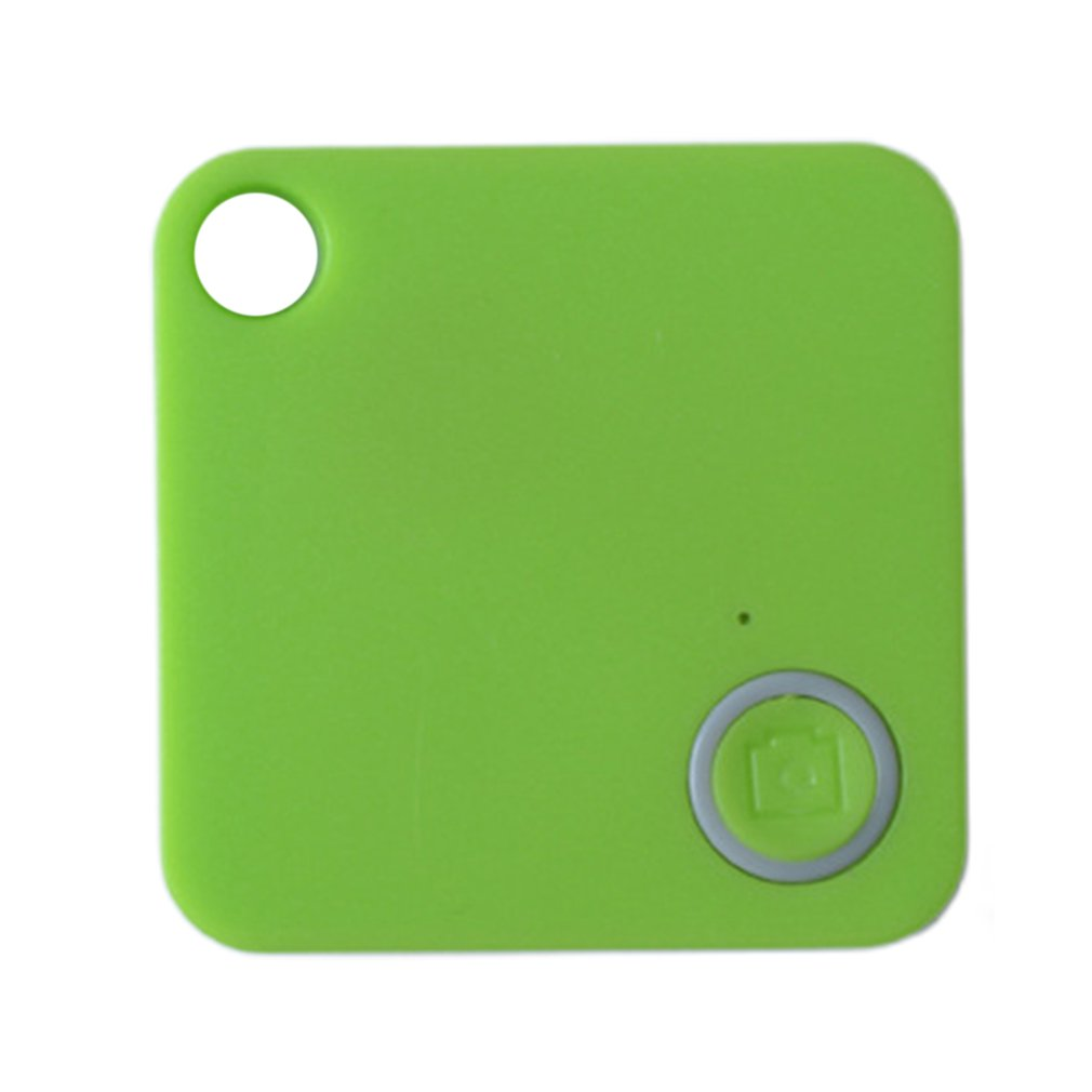 Square Anti Lost Device Intelligent Mobile Phone Wallet Key Prevent Loss Two Way Anti Loss Alarm Finder