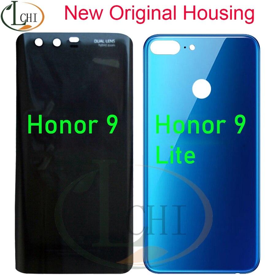 Крышка батарейного отсека для Huawei honor 9, задняя крышка батарейного отсека для Huawei honor 9 lite, запасные части для honor 9 lite, задняя крышка