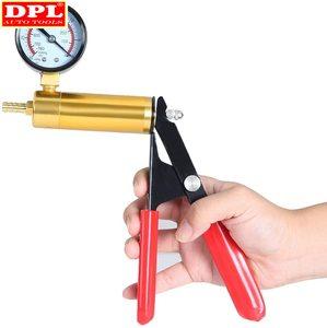 Image 4 - Car Auto Pressure Tester Auto Pressure Tester Vacuum Pump Brake Bleeder Tester Vacuum Bleed Test Kit Garage Tool
