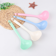 Soup-Spoon Kitchen-Supplies Tableware Scoops Ladle Cooking-Tool Long-Handle Dinner Meal