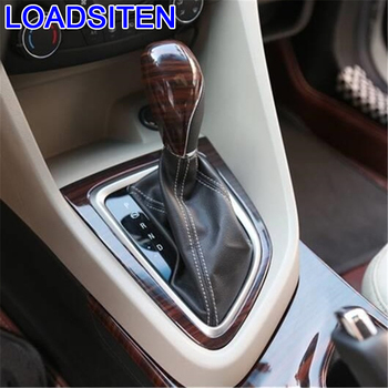 Car Automovil Chromium Decorative Auto Interior Parts Accessory Trim Accessories Modification 15 16 17 18 FOR Buick Excelle GX