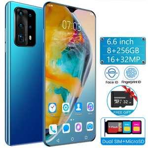Android-Phones Face-Unlock 4g-Cell Mobile Original 3G Dual-Sim-Camera Global-Version