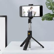 Mini Tripod Monopod Selfie-Stick Remote-Control Roreta Bluetooth Android For iPhone 3-In-1