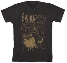Authentic GOJIRA Band Sun Swallower Heavy Metal T-Shirt S-2XL NEW