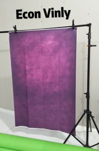 Image 4 - Allenjoy photography backdrops solid color vinyl old master dark brown photographic background photo studio wedding photocall