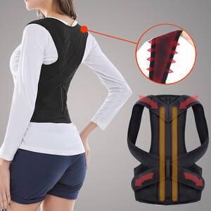 Postural Corrector Health-Fixer-Tape Back-Brace Spine Shoulder Adjustable