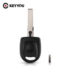 Брелок KEYYOU для замены дистанционного ключа-транспондера автомобиля с чипом ID48 для VW Volkswagen B5 Passat SKoda