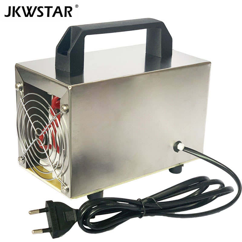 24g 220V Ozone Generator Ozone Machine Air Purifier Air Cleaner Disinfection Sterilization Cleaning Formaldehyde