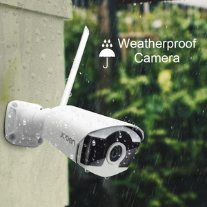 Image 3 - H.265 8CH NVR 3MP كاميرا لاسلكية طقم NVR واي فاي نظام الأمن 3MP الصوت الصوت في الهواء الطلق CCTV IP كاميرا P2P مجموعة مراقبة الفيديو
