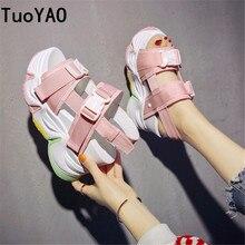 2020 Summer Women's Sandals High Heels Sandals For Women 11C