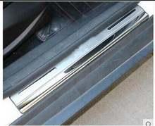 Накладка на порог из нержавеющей стали для ford focus 3 2 хэтчбек