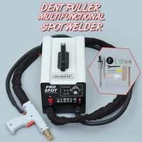 220V 2600AMP Repair Welders Set Welding Equipment Vehicle Panel Spot Puller Dent Spotter Stud Active Portable Spot Welders