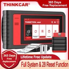 Thinkcar-ماسح ضوئي للسيارة صغير احترافي Thinktool OBD2 ، ماسح ضوئي لتشخيص كامل النظام ، برمجة ECU ، اختبار نشط