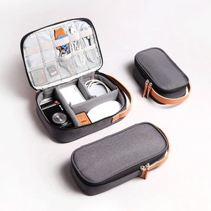 Portable Travel Cable Bag Wire