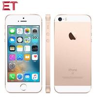 Original Apple iPhone SE A1662 LTE 4G Mobile Phone 4.0 2GB RAM 64GB ROM Dual core Fingerprint 1642mAh Smart Phone Unlocked