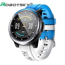 Smart-Watch Microphone-Bluethooth Sport Ip67 Waterproof Gift-Bracelet Fitness with Call