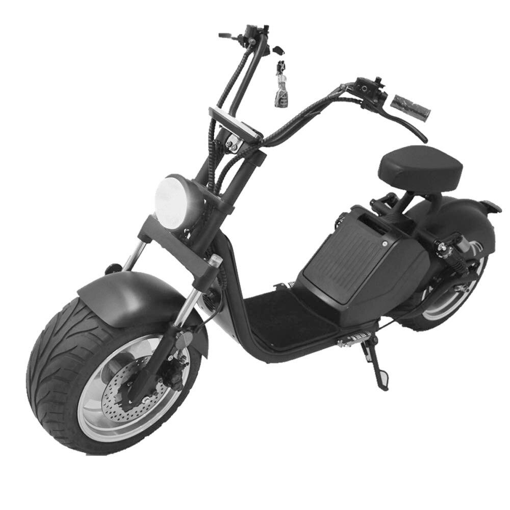 Электрический внедорожник, электрический скейтборд с аккумулятором, одобрено EEC COC 1500 Вт/3000 Вт 60 в 20 Ач, мотоцикл, скутер с большим радиусом д...