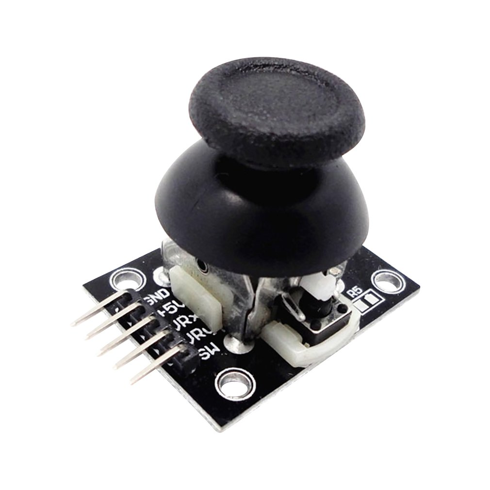 Game Joystick Axis Sensor Modulefor PS2 Game Controller Gamepad Control Lever Sensor for Arduino for AVR for PIC