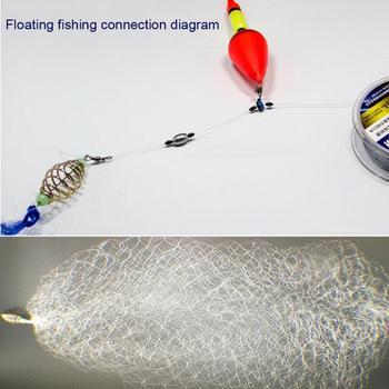 Floating Fishing Bottom Fishing Sticky Fish Net Explosion Hook Trapped Fish Net Fishing Net Sticky Fish Net Throwing Net фото