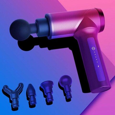 novo handheld arma de massagem percussao