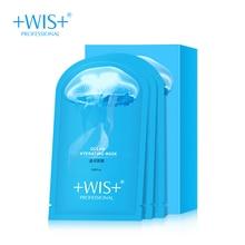 WIS Кристалл горная маска ниациamблокировка воды увлажняющая мульти-эффект обслуживания осветляет цвет кожи Подлинная Студенческая Мужская и f