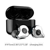 1 par sabbat e12 tws fones de ouvido bluetooth sem fio portátil com caixa de carregamento