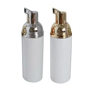 Image 3 - 12 قطعة 30/60/80/100 مللي زجاجة مضخة للرغوة البلاستيك فارغة السفر زجاجة مضخة توزيع صابون شامبو غسول زجاجة