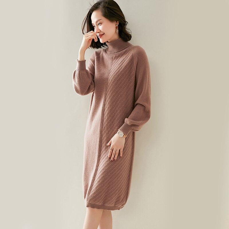 adishree mulher inverno 100 cashmere blusas outono 01