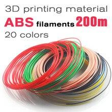 abs renkler filament Kaliteli