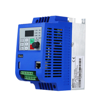 New VFD 380V 3Phase Variable Frequency Drive AC Frequency Inverter For AC CNC motor in VxF Vector control Drive Speed Controller
