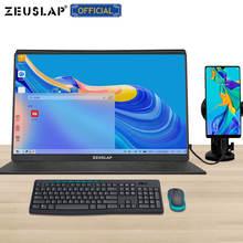 Monitor portátil de 15,6 pulgadas, LCD, USB, tipo C, HDMI, 1080P, 4K, FHD, pantalla para PS4, ordenador portátil, teléfono, Xbox, Switch, Pc con funda