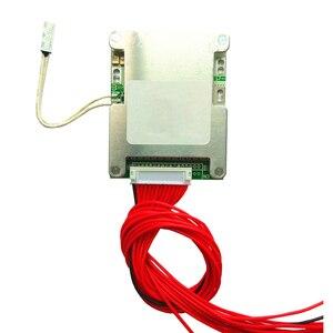 Image 3 - BMS 13S 60A 48V 18650 Li Ion Lithium Batterie Pack Schutz Equalizer Bord Mit Balance Für BMS Elektrische Fahrzeuge mit NTC