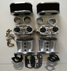 Image 2 - Kit de conversão 40idf 40 mm idf t1 do carburador fajs carb de sherryberg tipo 1 para porsche 356 914 weber dellorto carburador empi