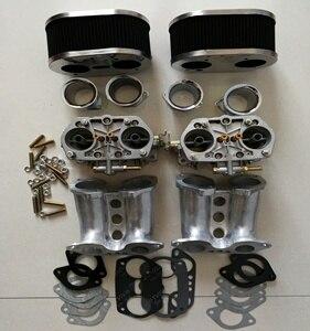 Image 2 - SherryBerg vergaser FAJS carb conversion kit 40IDF 40 mm IDF T1 TYP 1 für Porsche 356 914 Weber dellorto vergaser EMPI