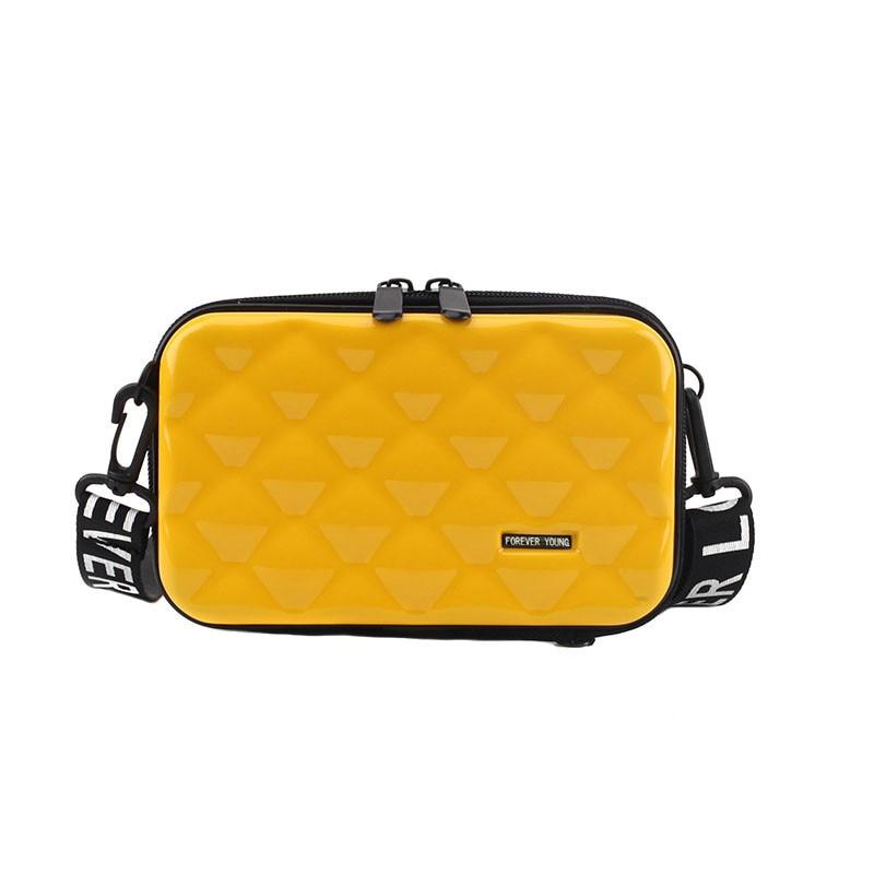 LOVEVOOK Crossbody-Bags Flap-Bag Wide-Strap-Box Women Bags Trunk-Shape Designer Mini