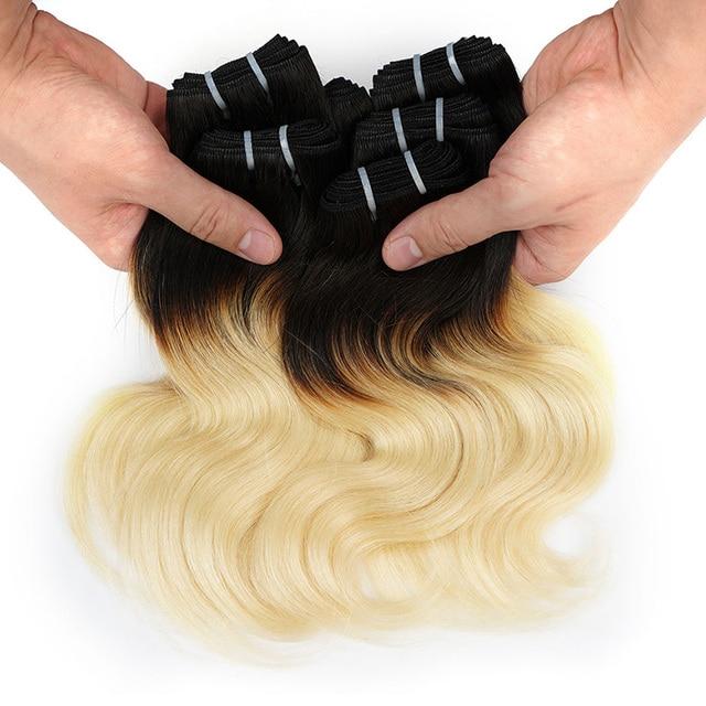 100% Brazilian Human Hair Extension 11