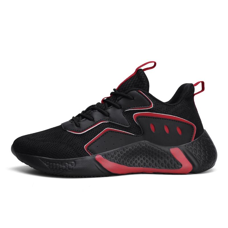 Купить модные дышащие мужские кроссовки для взрослых спортивные на