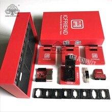 E MATE V2 wersja do aktualizacji Emate box pro i łatwy w gniazdo upgrade do 13 w 1 wsparcie BGA100 136 168 153 169 162 186 221 529 254