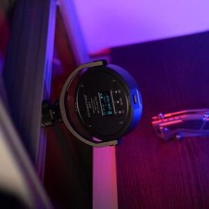 Image 3 - FOTOBETTER регулируемый светодиодный светильник для видеосъемки круглый RGB Полноцветный заполняющий светильник для фотосъемки