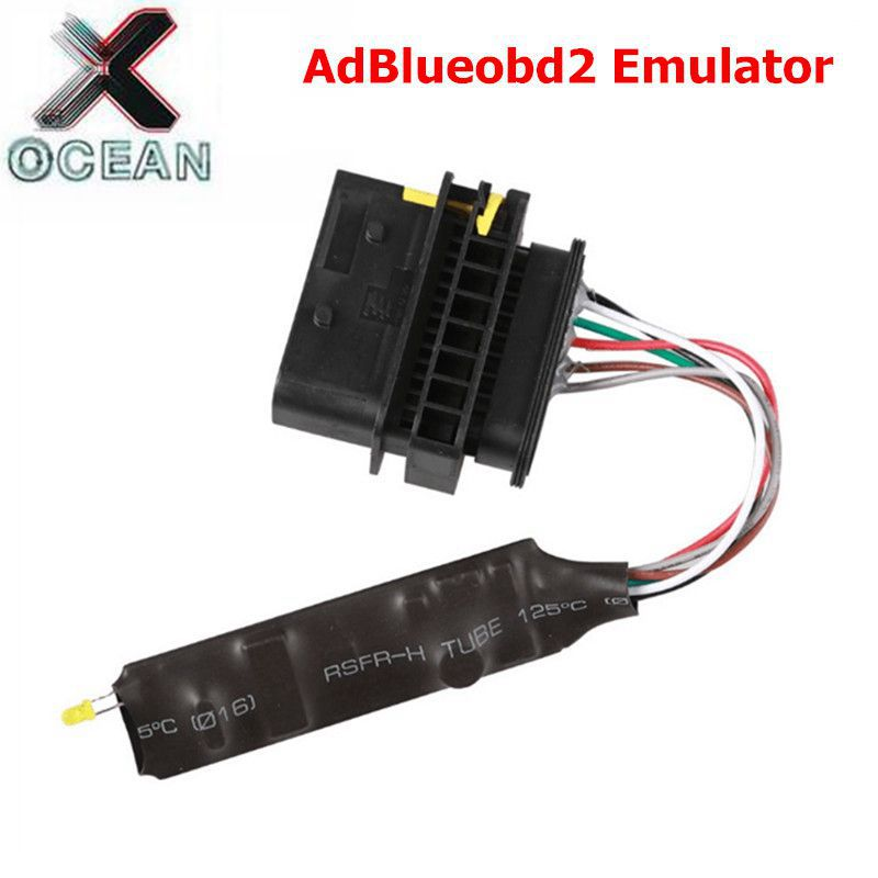 Adblue Emulator Euro6 For MAN Adblue With NOx Emulator With Disable AdxBlue System For Euro 6 Engine Easy To Use