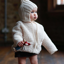 Coat Baby Clothing Winter Autumn Lamb And Wool Velvet Ins Warmth Thick Nordic-Style Boy's