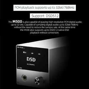 Image 4 - SMSL M500 MQA dac مضخم ضوت سماعات الأذن ES9038 برو فك الصوت USB DAC XMOS XU216 DSD512 32Bit/768 Khz USB/OPT/اقناع الإدخال